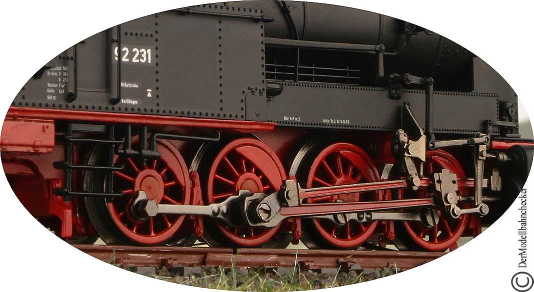 Dermodellbahnchecker 131364 liliput Depot radolfzell